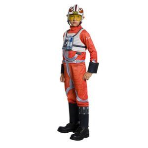 NEW Star Wars Unisex X-Wing Fighter Pilot Costume